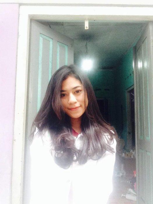Mia Tresetyani Wadu, pramugari yang ikut jadi korban jatuhnya pesawat Sriwijaya Air (Foto:Dokumentasi Keluarga)