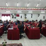 Suasana RDP gabungan komisi I, II dan IV DPRD Kota Kupang. (foto: andi/kupangterkini.com)