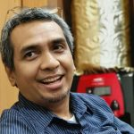 Joaquim Rohi, RUDN Univeristy Moscow, member of Indonesia-Russia Youth Association (IRYA). (foto : dok pribadi)