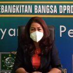Theodora Ewalde Taek, anggota DPRD Kota Kupang dari Fraksi PKB. (ist)