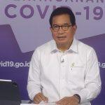 Juru Bicara Satgas Covid-19 Prof Wiku Adisasmito. (ist)