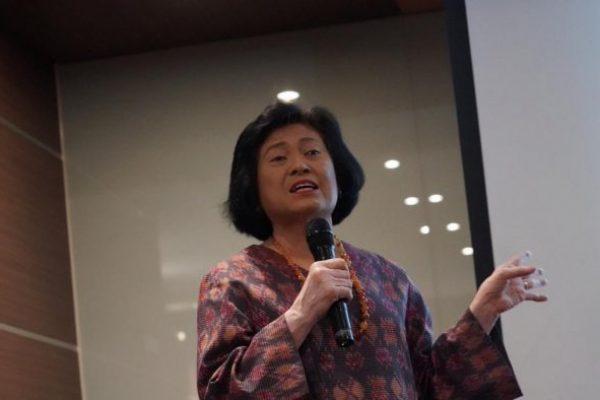 Guru Besar Fakultas Kedokteran Universitas Padjadjaran Cissy Rachiana Sudjana Prawira-Kartasasmita. (ist)
