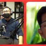 Ketua IDI Aceh Dr dr Safrizal Rahman, Sp.OT, M.Kes (Kiri) dan pakar imunisasi dewasa, Dr dr Gatot Soegiarto, SpPD-KAI. (ist)