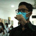 Juru bicara Partai Rakyat Adil Makmur, Farhan Abdillah Dalimunthe. (ist)