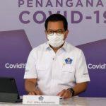 Juru Bicara Satgas Penanganan Covid-19 Prof Wiku Adisasmito. (ist)