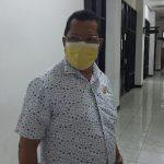 Jemari Yoseph Dogon, ketua fraksi Golkar DPRD kota Kupang (yandry/kupangterkini.com)