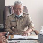 Herman Man, Wakil Walikota Kupang. (yandry/kupangterkini.com)