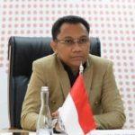 Ansy Lema, anggota DPR RI asal NTT dalam sidang AIPA sesi V. (ist)