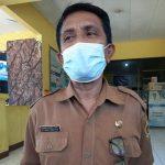 Kepala dinas sosial kota Kupang, Lodywik Djungu Lape. (yandry/kupangterkini.com)