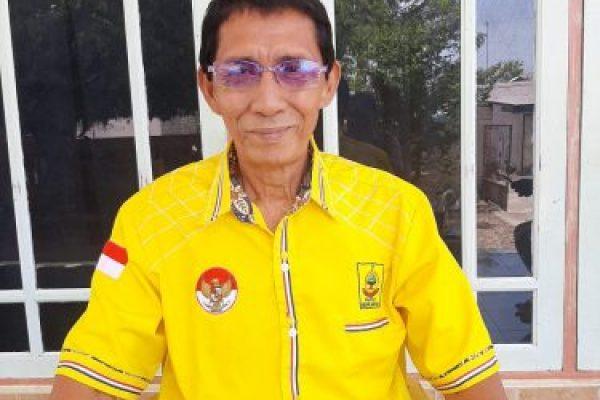 Ketua DPW NTT partai Berkarya, Antonius Kaunang (yandry/kupangterkini.com)